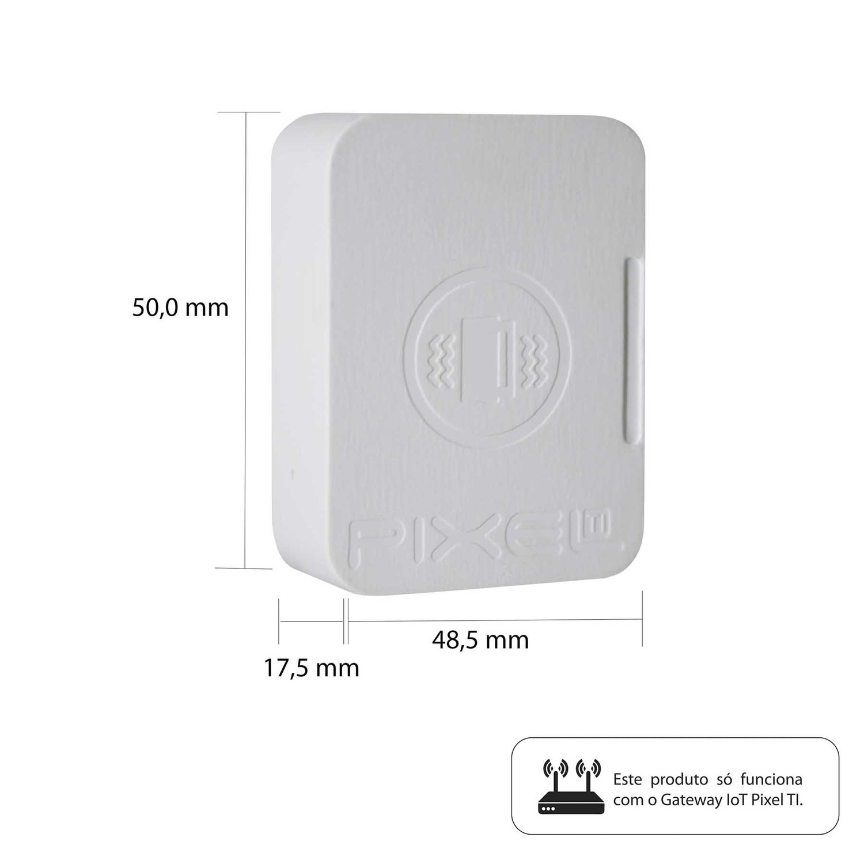 Sensor de Abertura e Fechamento - Pixel TI - C005SAEF