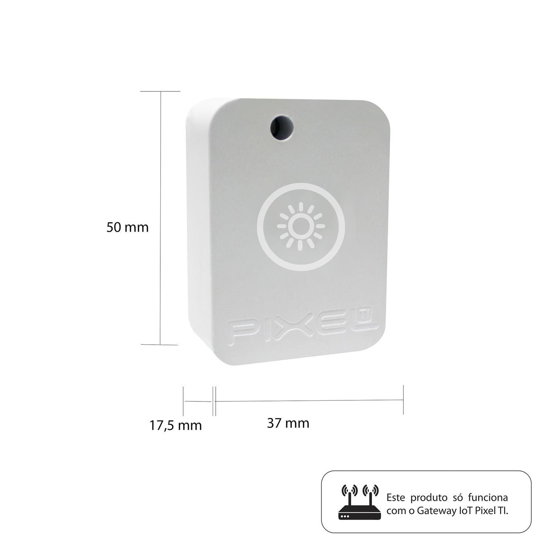 Sensor de Luminosidade - Pixel TI - C002SLUX