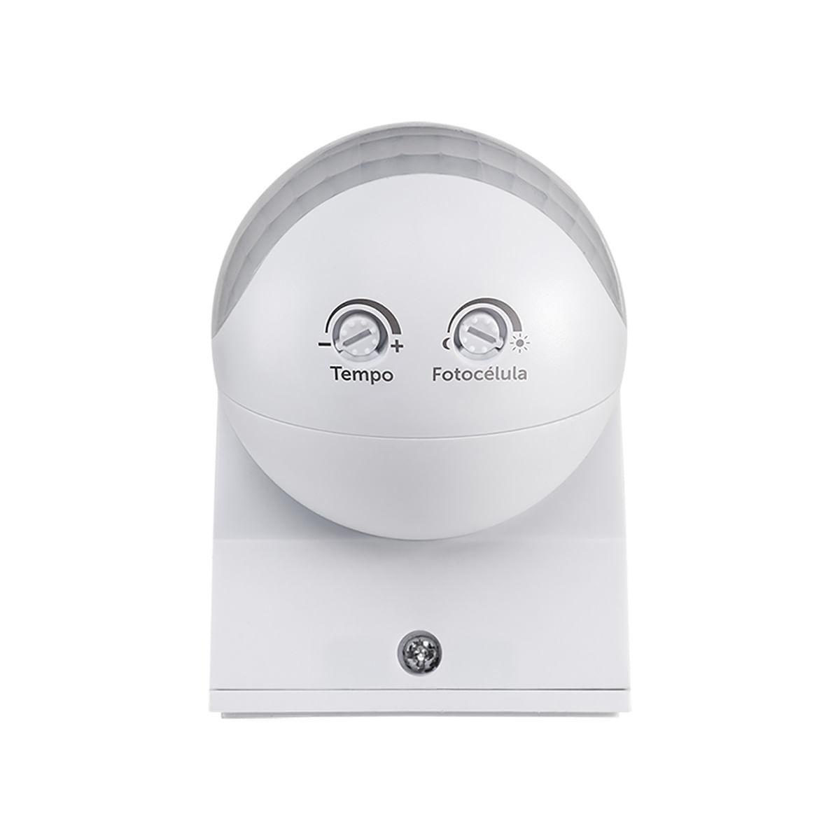 Sensor de presença para iluminação Intelbras ESP 180