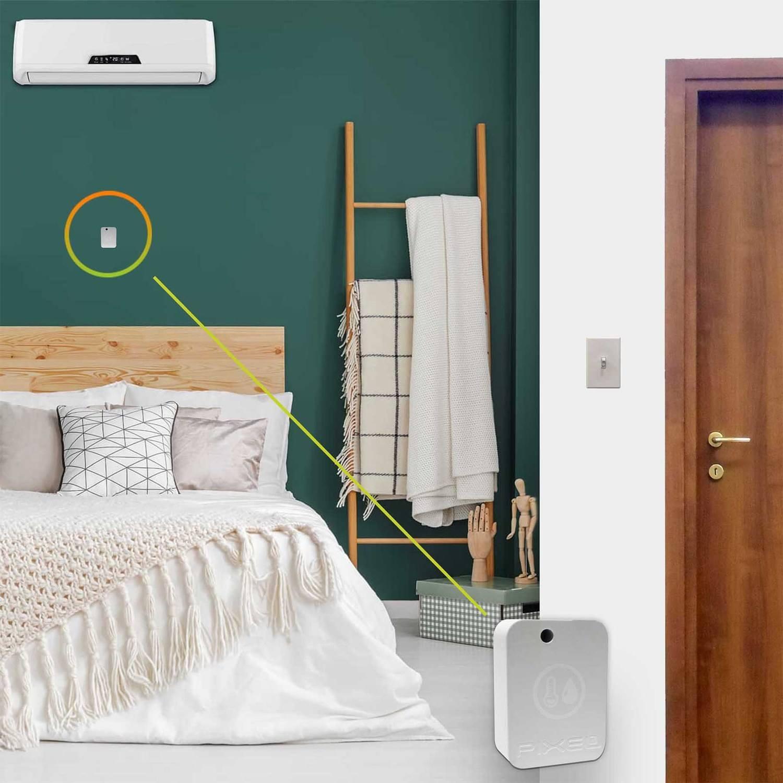 Sensor de Temperatura e Umidade - Pixel TI - C004STEM