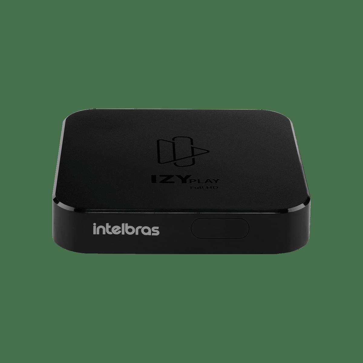 Smart Box Android TV Intelbras IZY Play