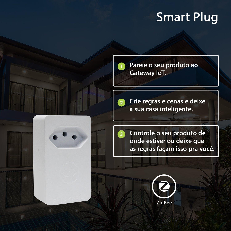 Smart Plug - Pixel TI - C006TINT