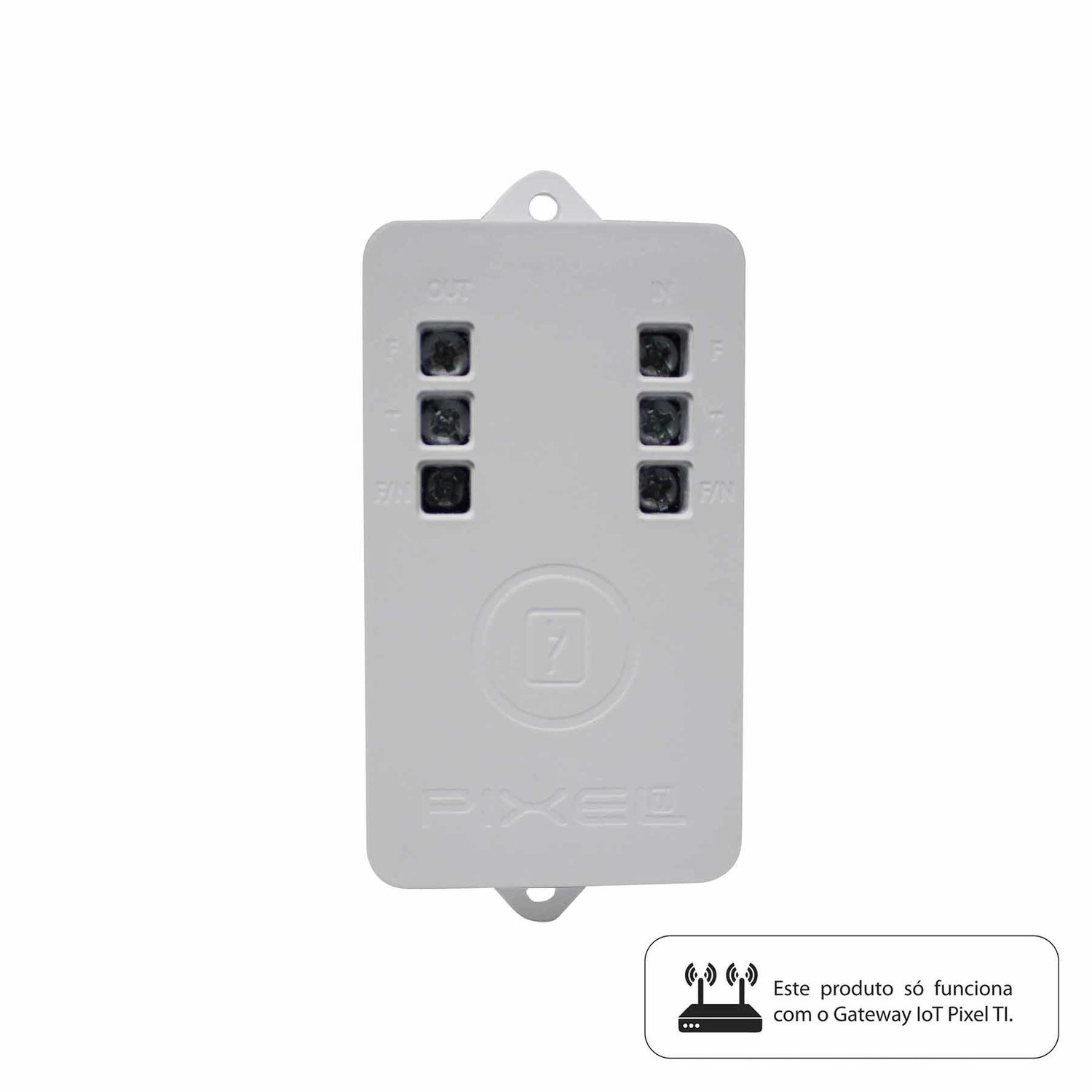 Smart Plug Plus - Pixel TI - C020LOAD