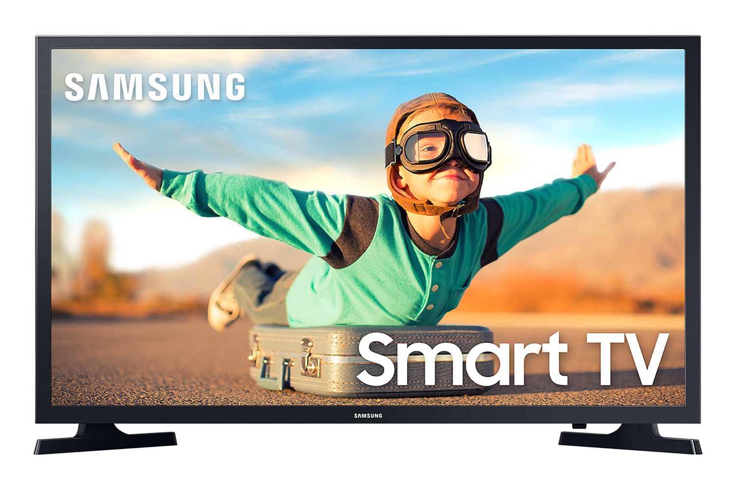Samsung Smart TV Tizen HD T4300, 2020, HDR