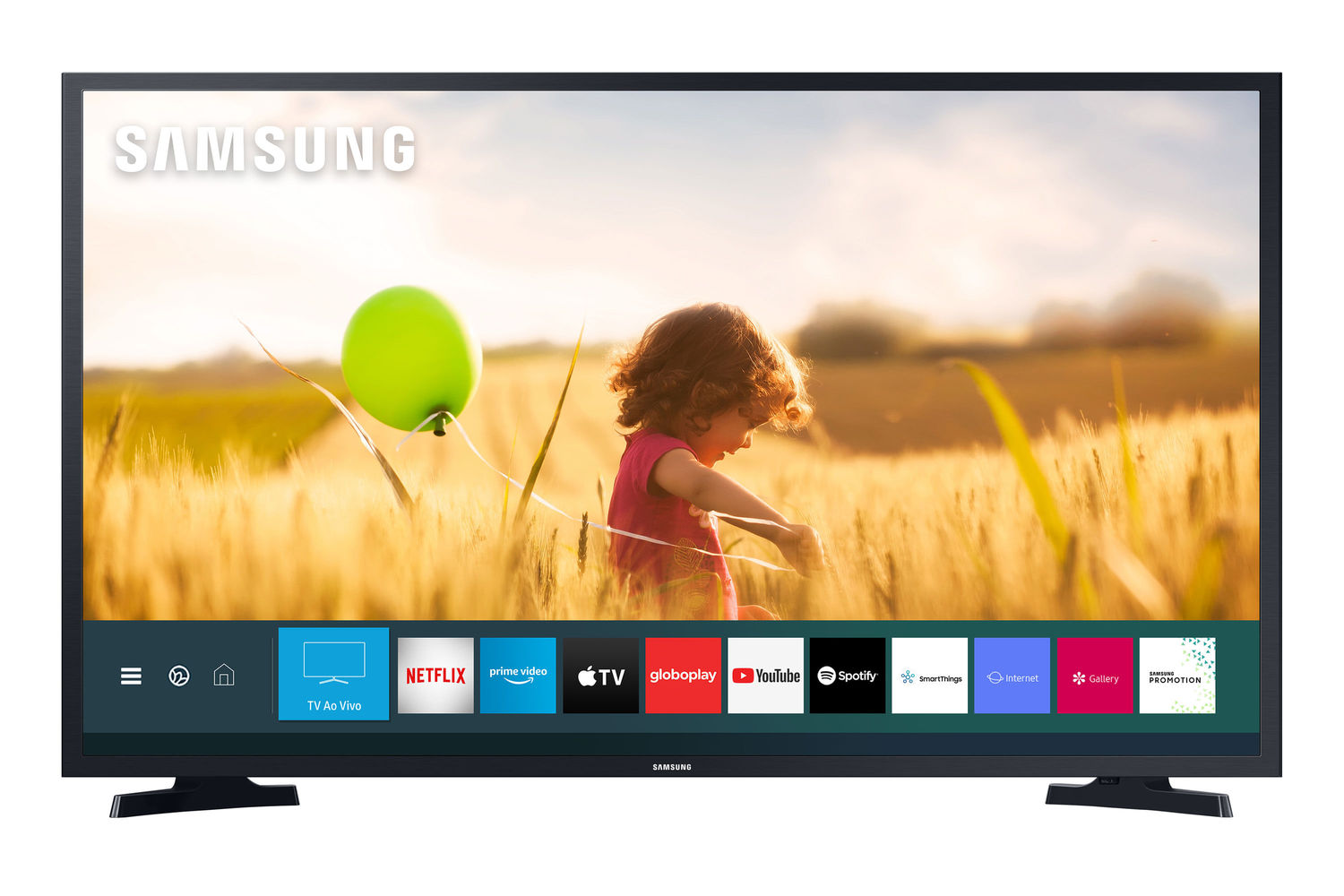 Samsung Smart TV Tizen FHD T5300, 2020, HDR