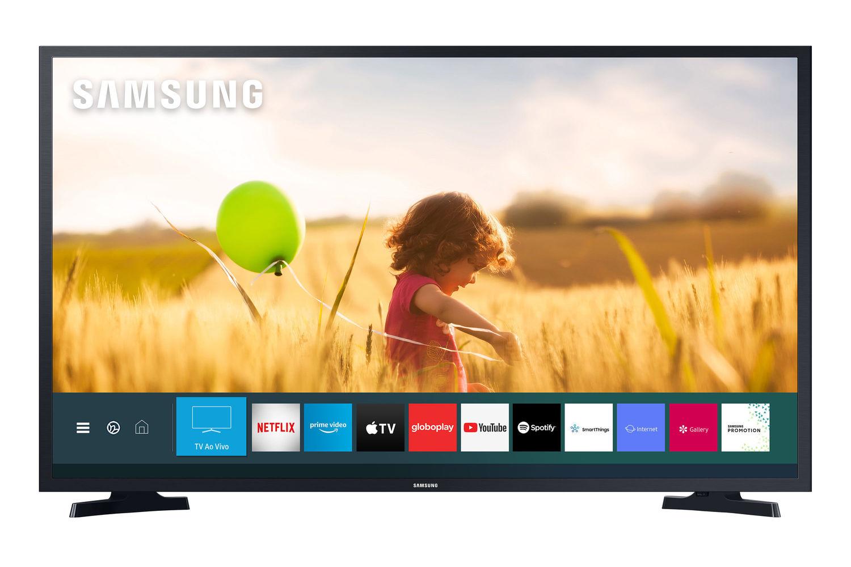 Samsung Smart TV Tizen FHD T5300, 2020, HDR