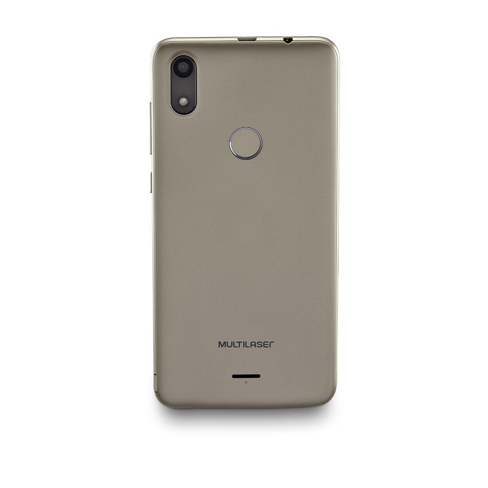 Smartphone Multilaser F Pro 4G 16GB Android 9 Dourado - P9119
