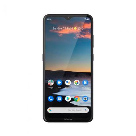 Smartphone Nokia 5.3 Carvão - NK007