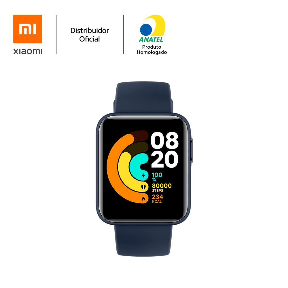 Smartwatch Xiaomi Mi Watch Lite, Azul