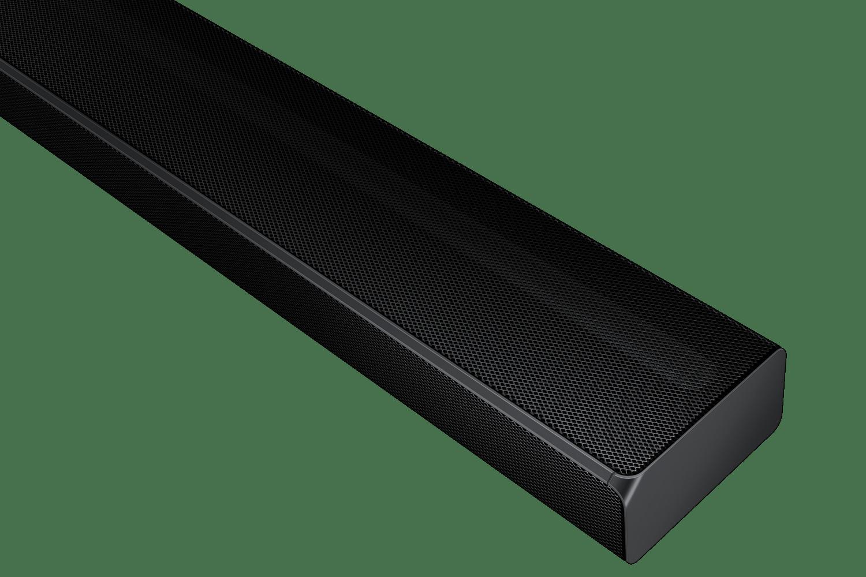 Soundbar Samsung HW-Q60T, com 5.1 canais, potência de 360W, Subwoofer sem fio e Acoustic Beam