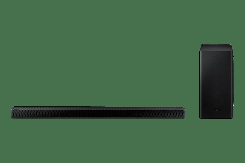 Soundbar Samsung HW-Q800T, 3.1.2 canais, 330W, Subwoofer sem fio, Dolby Atmos e Acoustic Beam