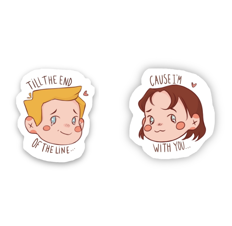 Stucky Stickers