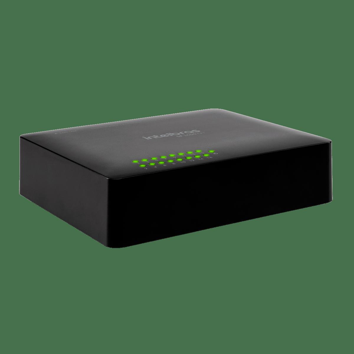 Switch 16 Portas Poe SF 1600 Q+