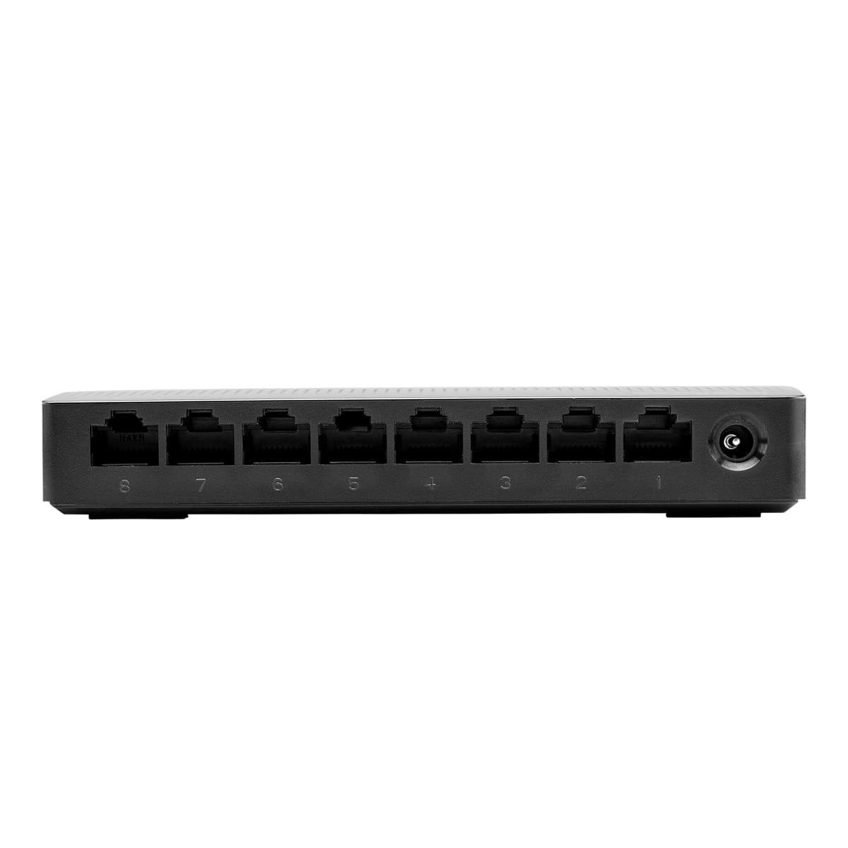 Switch 8 Portas Intelbras SG 800 Q+