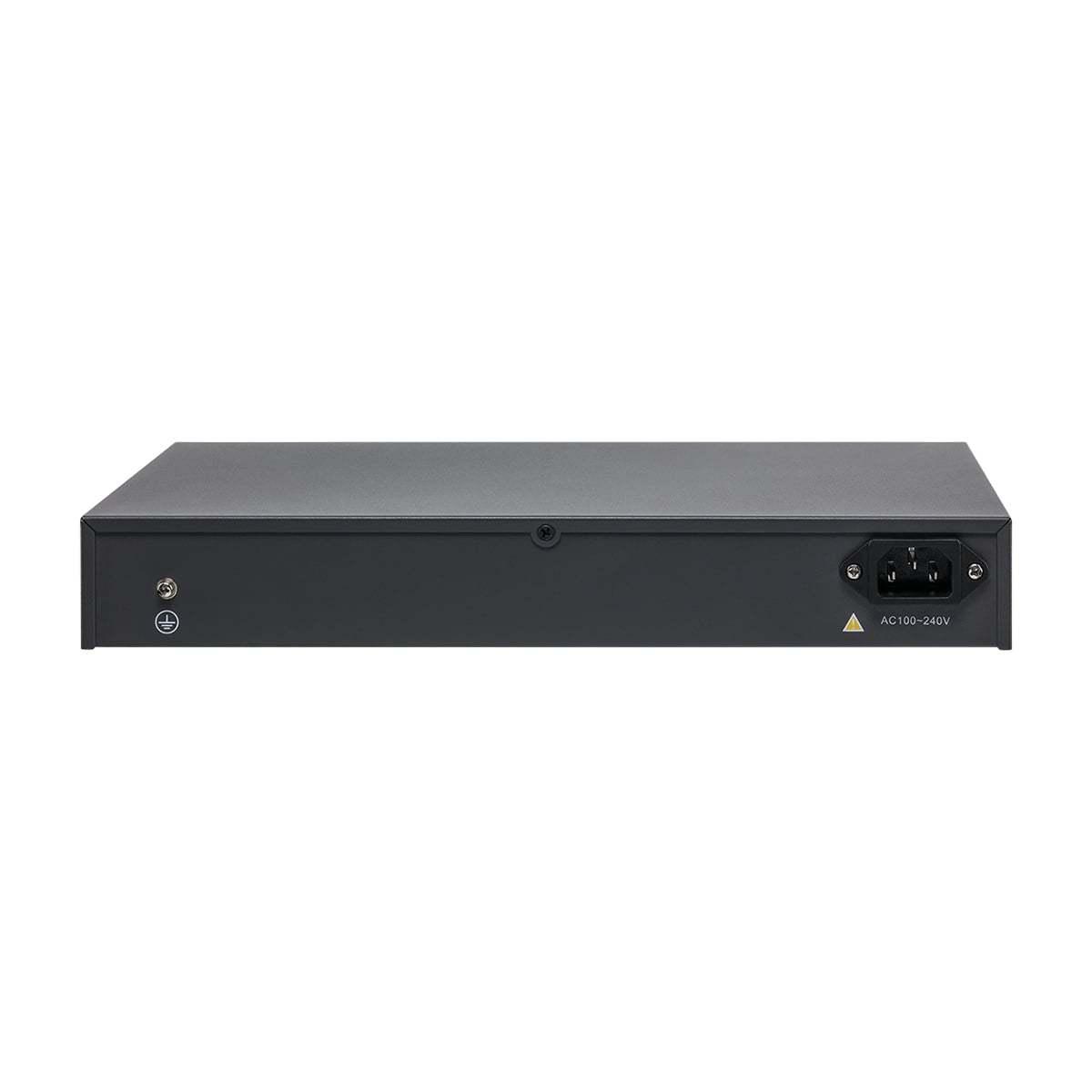 Switch Gerenciável 24P InteFAST+2P GIGABIT+2P GBIC-SF Intelbras 2622MR L2
