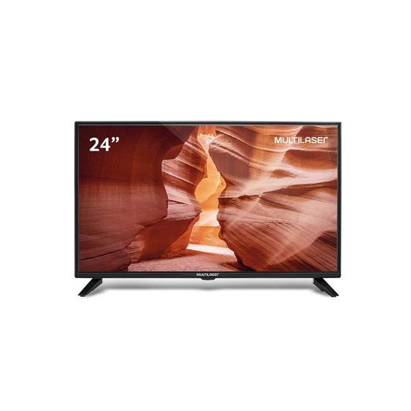 Tela 24 Polegadas HD Sem Conversor Digital Multilaser - TL021