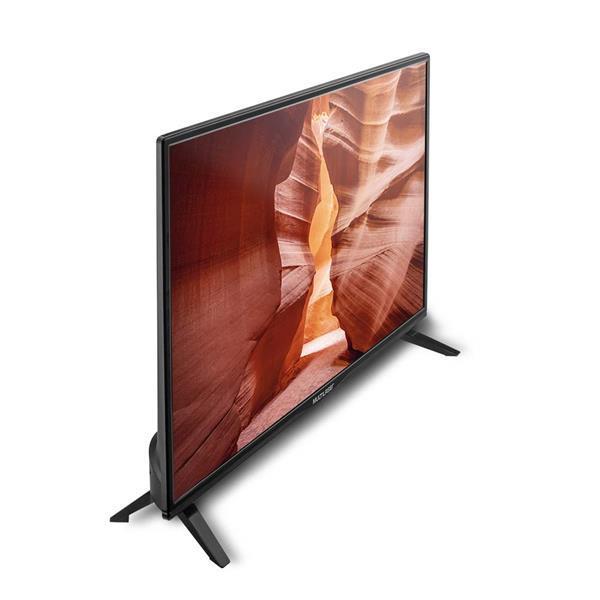 Tela 32 Pol. HD Multilaser Entradas HDMI USB + Conversor TV Digital -TL017