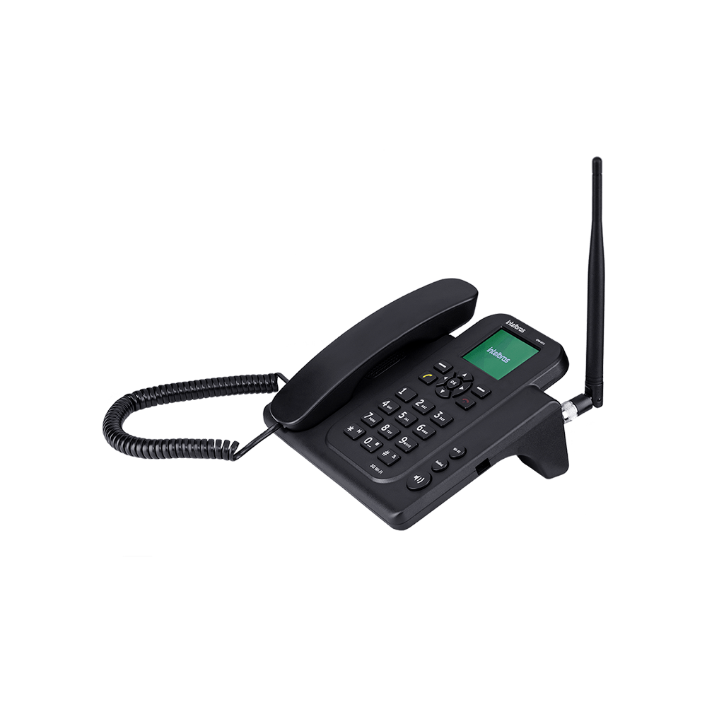 Telefone Celular Fixo 3G WiFi Intelbras CFW 8031