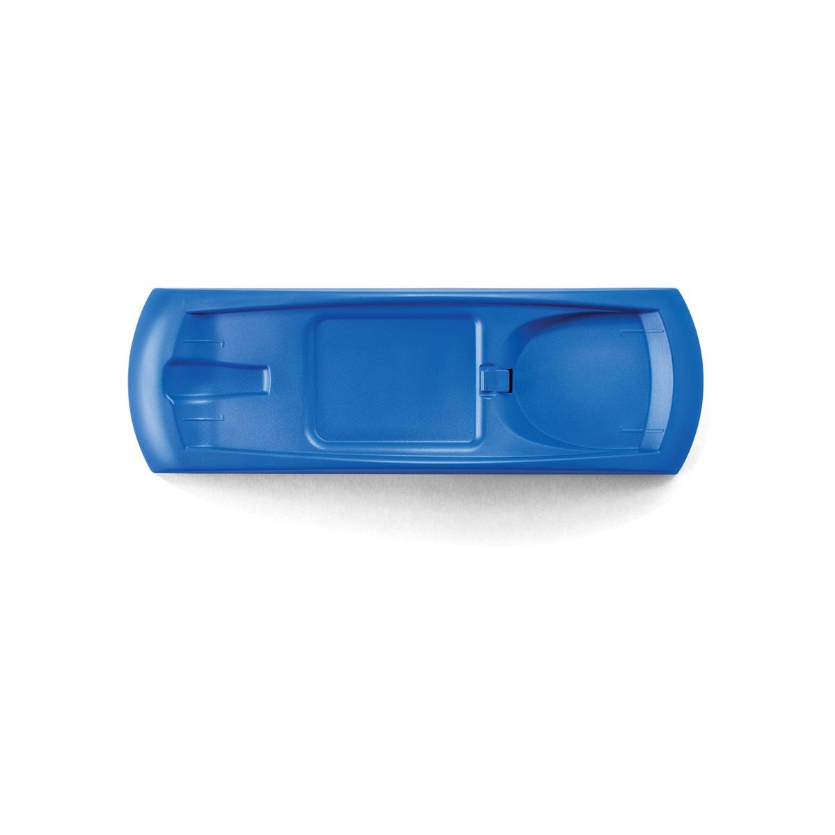 Telefone Gôngola com Fio Intelbras TC 20 cinza e  azul
