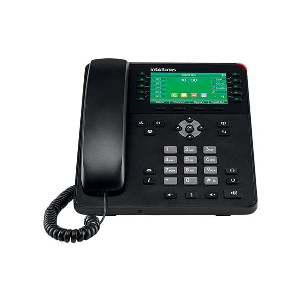 Telefone IP Intelbras TIP 635G