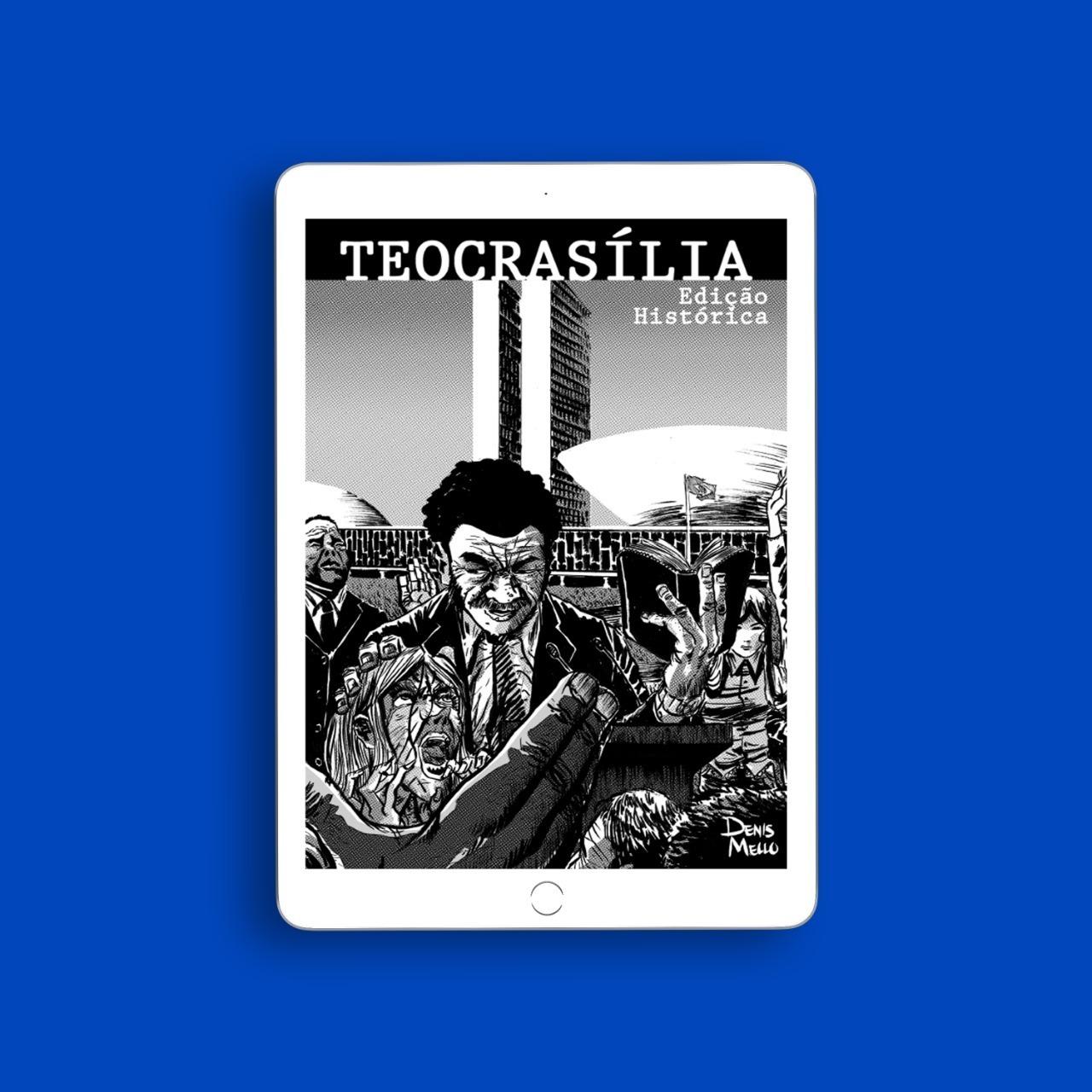 Teocrasília -  Prólogo
