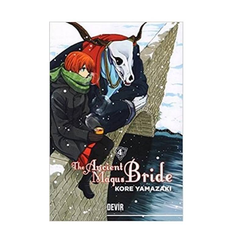 The Ancient Magus Bride: Vol 4 - Mangá - Devir