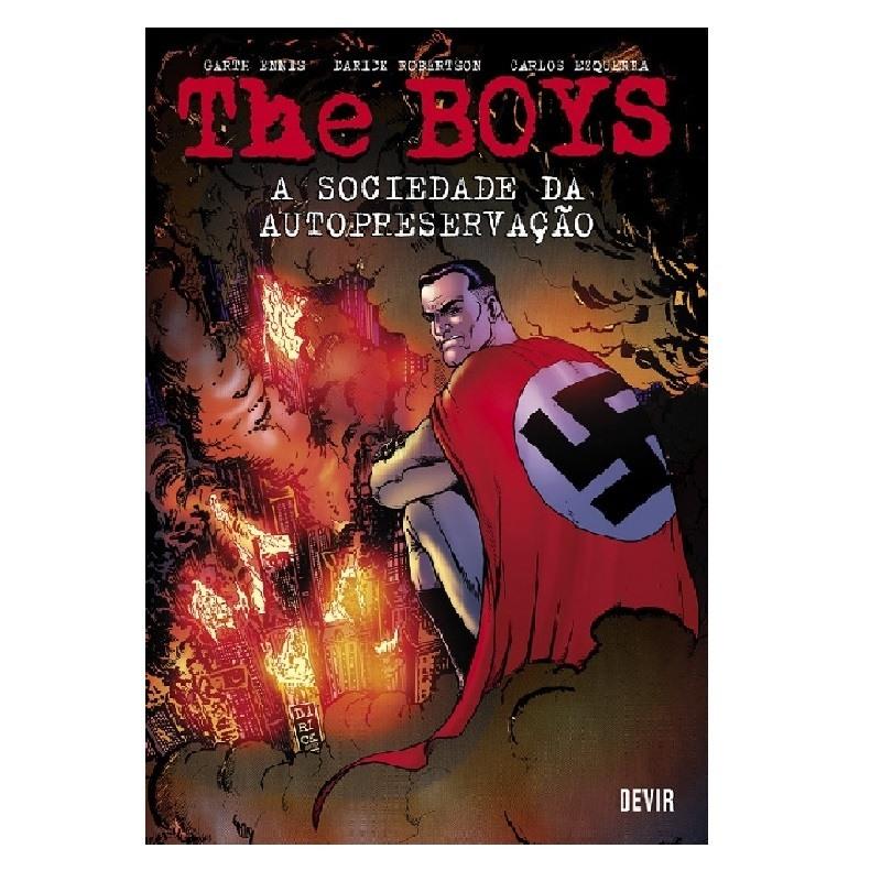 The Boys Vol.6 - A Sociedade da Autopreservação - Devir
