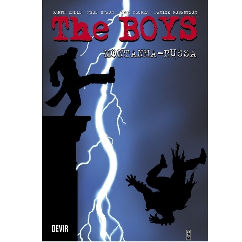 The Boys Vol.9 - Montanha Russa - Devir