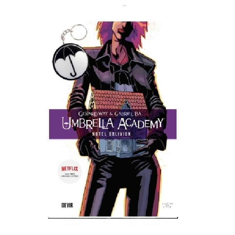 Umbrella Academy: Hotel Oblivion Vol. 3 - HQ- Devir