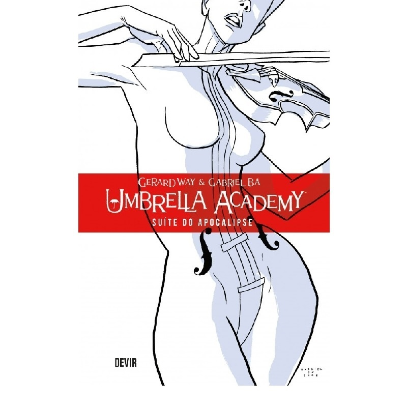 Umbrella Academy Suíte do Apocalipse - Vol. 1- HQ - Devir
