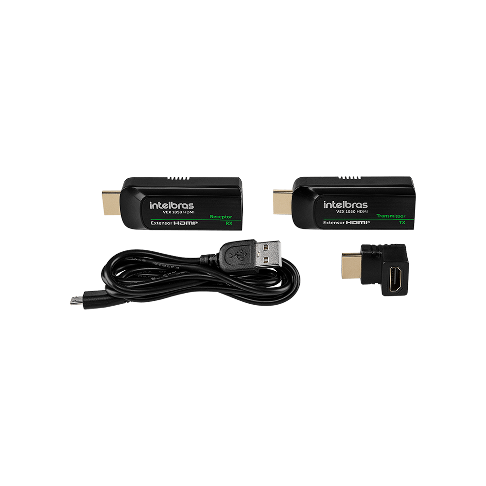 VEX 1050 HDMI - EXTENSOR HDMI(VÍDEO E ÁUDIO)