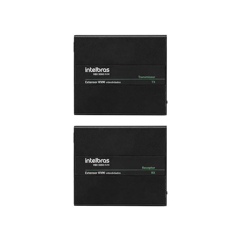 Vídeo Extensor Intelbras  3060 KMV