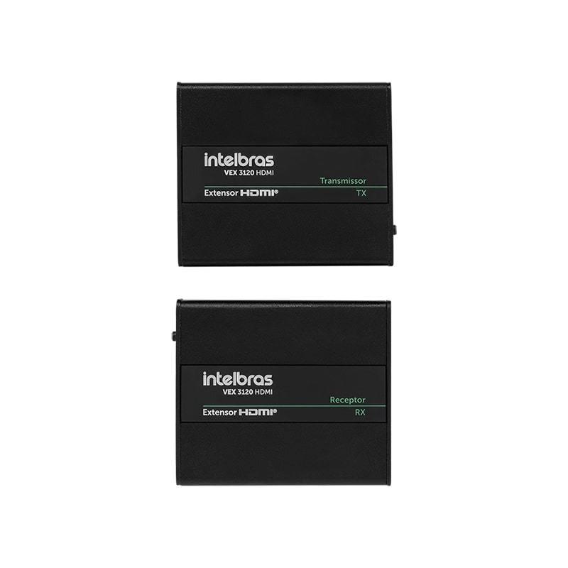 Vídeo Extensor Intelbras 3120 HDMI