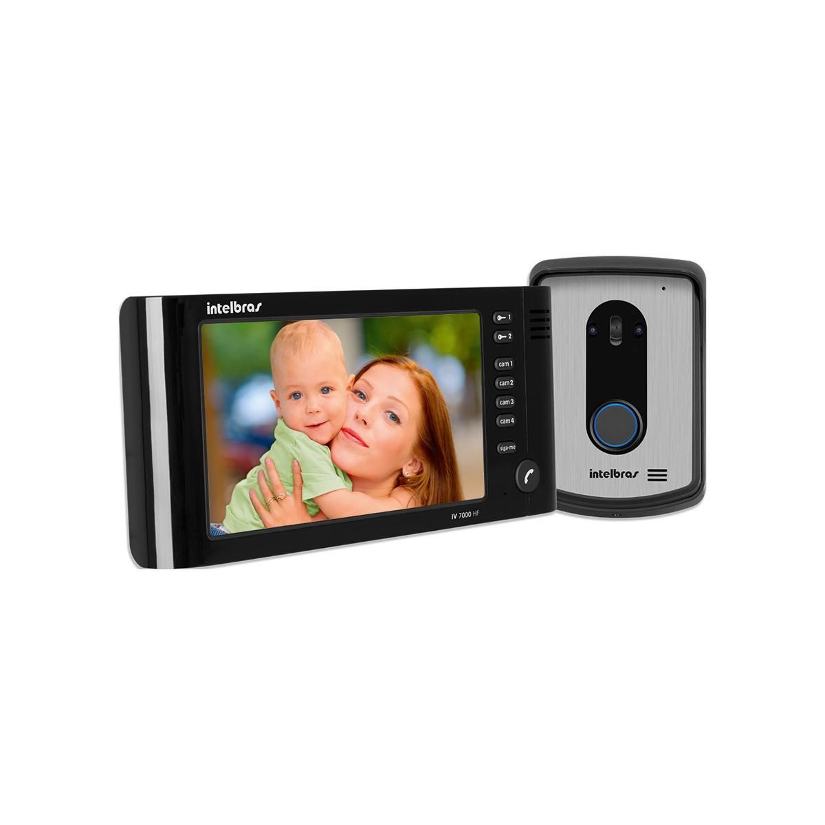 Video Porteiro Intelbras IV 7010 HF
