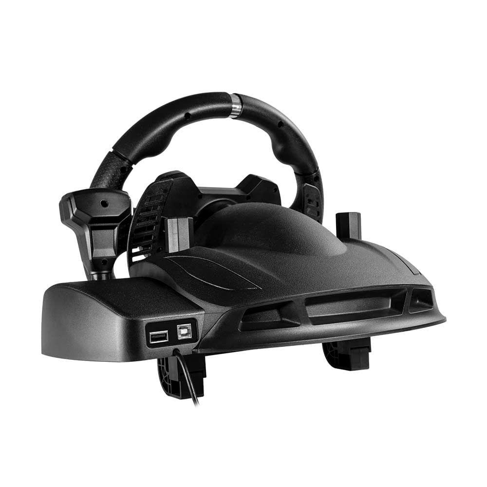 Volante Gamer Warrior Artaxes com Pedal - JS090