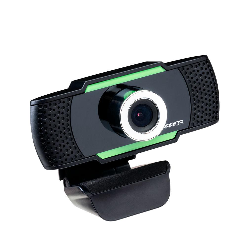 Webcam Gamer Warrior Maeve 1080P - AC340