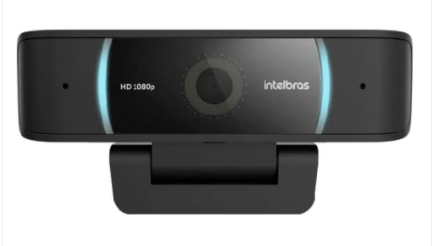 WebCam USB Intelbras CAM-1080p