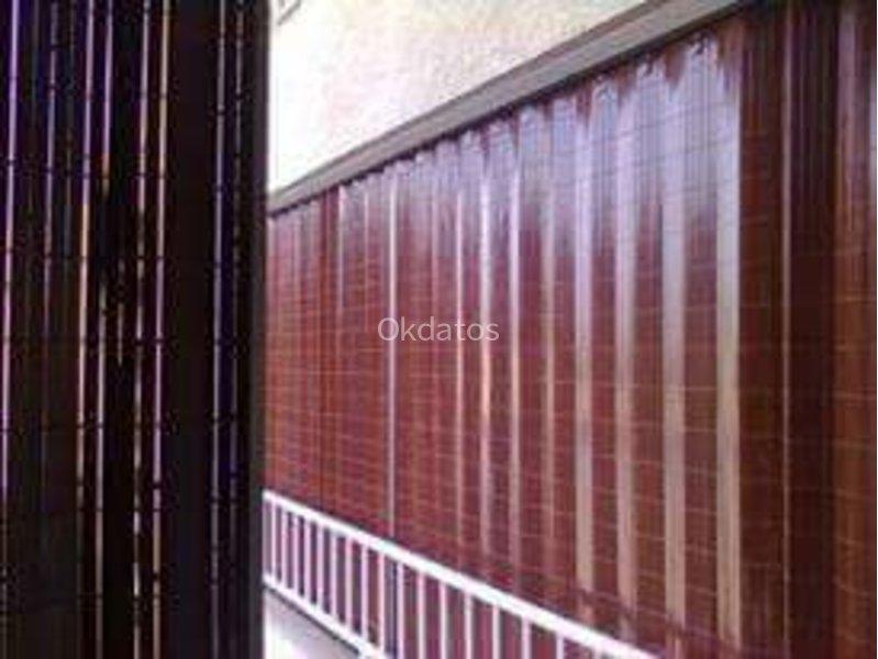 Hangaroa cortinas de madera para terraza balc n y ventana for Ventana balcon medidas