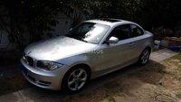Vendo BMW 120i coupe, versión full año 2010 color Gris Plata