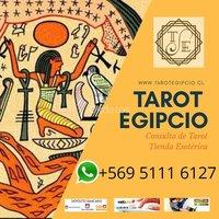 Lectura de Las Cartas del Tarot Egipcio online