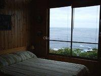 El Quisco cabañas equipadas hermosa vista al Mar