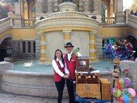 Organillo y chinchineros un arte popular chileno