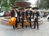 Mariachis en San Antonio
