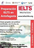 Preparación Examen IELTS Antofagasta - Calama