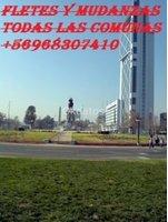 ahora mudanzas fletes baratos sn joaquin +56968307