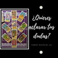Aclare sus dudas con Las Cartas del Tarot
