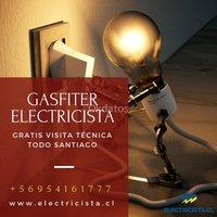 Electricista a domicilio / eléctrico / Huechuraba