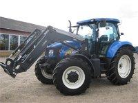 Tractor New Holland T6030 Elite del año 2010, 120