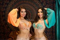 Danza árabe para fiestas y celebraciones