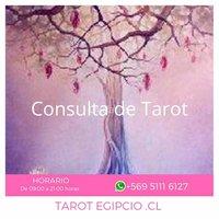 Lectura de Las Cartas del Tarot +56951116127